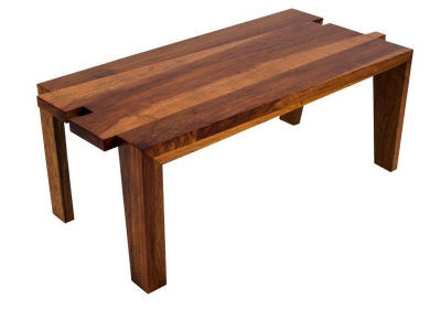 jagged wedge coffee table